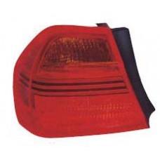 фонарь задний внешний левый красн для BMW E90 СЕДАН с 2004 и далее