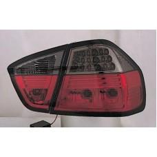фонарь задний внешний+внутр л+п (комплект) тюнинг (седан) прозрач с диод ук.повор (sonar) тонированный внут для BMW E90 СЕДАН с 2004 и далее