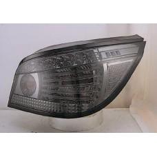 фонарь задний внешний л+п (комплект) тюнинг (седан) прозрач с диод ук.повор (sonar) тонированный внутри хро для BMW E60 с 2002 и далее