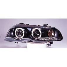 указатель поворота угловой левый бел для BMW E46 КУПЕ с 1998 по 2000