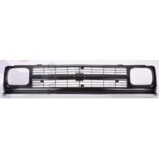 решетка радиатора хром-черная для CHEVROLET BLAZER с 1991 по 1992