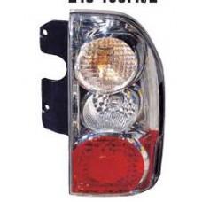 фонарь задний внешний л+п (комплект) тюнинг с диод хрустал тонированный для CHEVROLET TRACKER с 1998 и далее