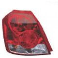 фонарь задний внешний левый (хэтчбэк) (depo) для CHEVROLET AVEO T200 с 2004 и далее