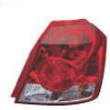 фонарь задний внешний правый (хэтчбэк) (depo) для CHEVROLET AVEO T200 с 2004 и далее