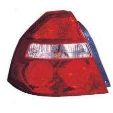 фонарь задний внешний левый (седан) (depo) для CHEVROLET AVEO T250 с 2006 и далее