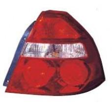 фонарь задний внешний правый (седан) (depo) для CHEVROLET AVEO T250 с 2006 и далее
