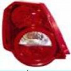 фонарь задний внешний левый (хэтчбэк) для CHEVROLET AVEO T255 ХЭТЧБЭК с 2008 и далее