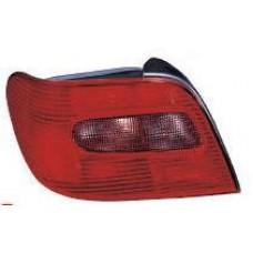 фонарь задний внешний левый (седан) для CITROEN XSARA с 2000 и далее