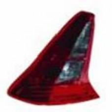 фонарь задний внешний левый (3 дв) для CITROEN C4 с 2005 по 2007