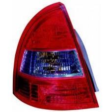 фонарь задний внешний левый (седан) для CITROEN C5 с 2005 и далее