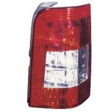 фонарь задний внешний левый под одинарную дверь для CITROEN BERLINGO с 1996 и далее
