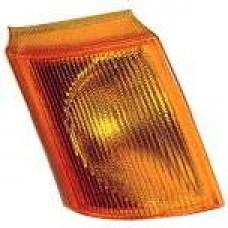 указатель поворота угловой правый желтый для FORD TRANSIT с 1991 по 1994