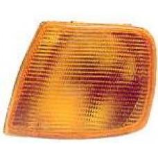 указатель поворота угловой левый желтый для FORD SIERRA с 1987 по 1990