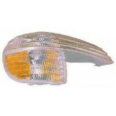 указатель поворота угловой правый бел-желтый для FORD EXPLORER с 1995 по 2001