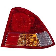 фонарь задний внешний правый (седан) ук.повор желтый для HONDA CIVIC КУПЕ с 2000 по 2004