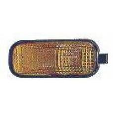 повторитель поворота в крыло правый желтый для HONDA ACCORD CB с 1990 по 1993
