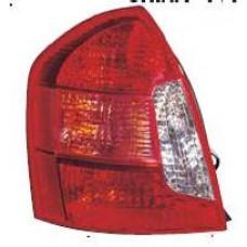 фонарь задний внешний левый для HYUNDAI VERNA с 2006 и далее