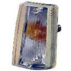 указатель поворота угловой левый бел для IVECO DAILY с 1990 по 1999