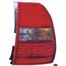 фонарь задний внешний правый для KIA SPORTAGE с 2004 по 2008