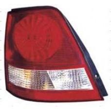 фонарь задний внешний левый (depo) для KIA SORENTO с 2002 по 2006