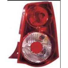 фонарь задний внешний правый для KIA PICANTO с 2008 и далее