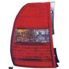 фонарь задний внешний левый для KIA SPORTAGE с 2004 по 2008