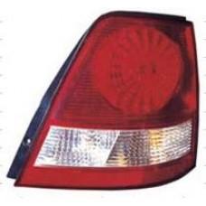 фонарь задний внешний правый (depo) для KIA SORENTO с 2002 по 2006