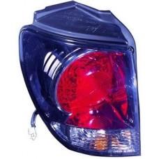 фонарь задний внешний левый (usa) внутри черный для LEXUS RX 300 с 2001 по 2003