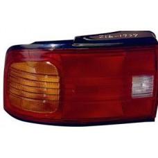 фонарь задний внешний левый (4 дв) для MAZDA 323 BG с 1992 по 1994
