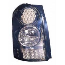 фонарь задний внешний л+п (комплект) тюнинг с диод тонированный внутри хром для MAZDA MPV с 2000 по 2006