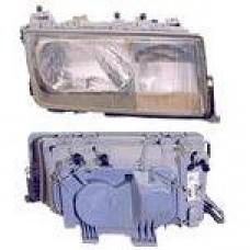 фара правая для MERCEDES W201 с 1982 по 1992
