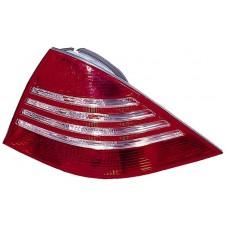 фонарь задний внешний л+п (комплект) с диод стоп сигнал полностью хрустал для MERCEDES W220 с 1998 и далее