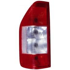 фонарь задний внешний левый красн-бел для MERCEDES SPRINTER с 2003 и далее