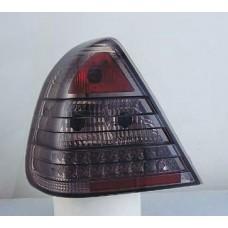 указатель поворота угловой л+п (комплект) тюнинг прозрач хрустал для MERCEDES W202 с 1993 по 2000