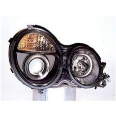 повторитель поворота в крыло л+п (комплект) в хром рамк хрустал для MERCEDES W210 с 1993 по 2000