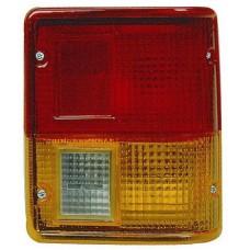 указатель поворота угловой правый бел-желтый для MITSUBISHI PAJERO с 1983 по 1990