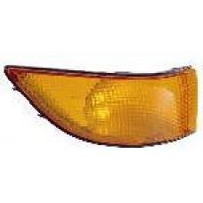 указатель поворота угловой правый желтый для MITSUBISHI COLT с 1988 по 1991