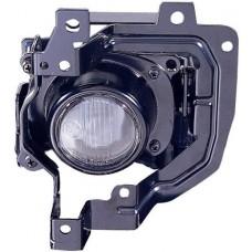 фара л+п (комплект) линзован тюнинг внутри черная для MITSUBISHI LANCER с 2004 по 2007