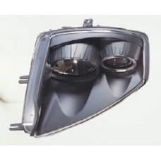 фара л+п (комплект) тюнинг линзован (sonar) внутри черная для MITSUBISHI ECLIPSE с 2000 по 2004