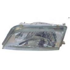 фара левая пластик для NISSAN MAXIMA QX A32 с 1995 по 1998