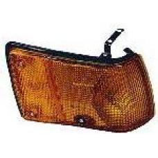 указатель поворота угловой левый двухламп желтый для NISSAN SUNNY N13 с 1986 по 1990