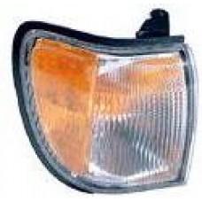 указатель поворота угловой правый бел-желтый для NISSAN PATHFINDER R50 USA с 1999 по 2000