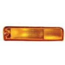 указатель поворота нижний правый в бампер желтый для NISSAN PATHFINDER R50 USA с 1996 по 1998