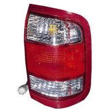 фонарь задний внешний правый красн-бел для NISSAN PATHFINDER R50 USA с 1999 по 2004