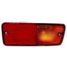 фонарь задний внешний правый в бампер красн-желтый для NISSAN PATROL с 1991 по 1996
