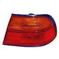 фонарь задний внешний правый желтый-красн для NISSAN SUNNY B14 с 1994 по 1997