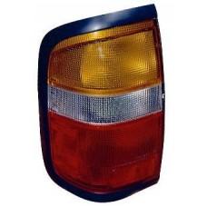 фонарь задний внешний левый трехцветн для NISSAN PATHFINDER R50 USA с 1996 по 1998