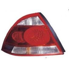 фонарь задний внешний левый для NISSAN ALMERA CLASSIC с 2006 и далее