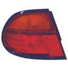 фонарь задний внешний левый (седан) красн-желтый для NISSAN ALMERA N15 с 1995 по 1997