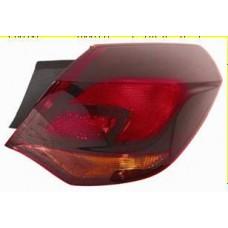 фонарь задний внешний правый тонированный для OPEL ASTRA J с 2009 и далее